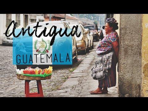 Antigua Guatemala - Quoi faire à Antigua? 🇬🇹