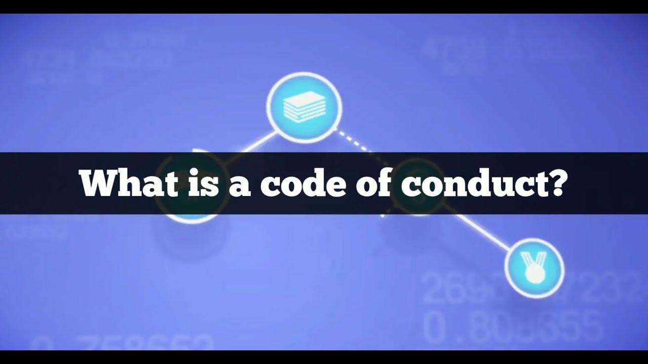 Eti Code Of Conduct Pdf