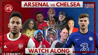 Arsenal vs Chelsea | Watch Along Live