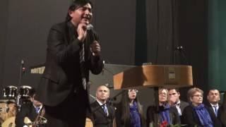 Predicación Pastor Enrique Caro Tedeum Evangélico Rengo 2016