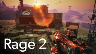 Rage 2 on PC: Disappointing