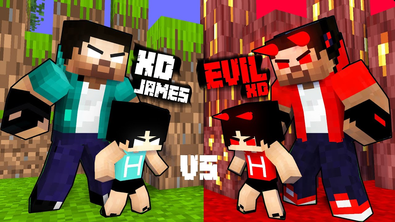 THE STRONGEST DUO: HEEKO and HEROBRINE vs. THE IMPOSTOR: Minecraft Animation: Monster School