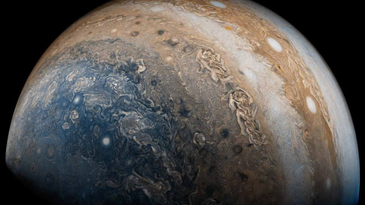 NASA ScienceCasts: New Science from Jupiter - YouTube