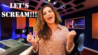 Vocal tips pentru cantareti - Let's SCREAM !!!