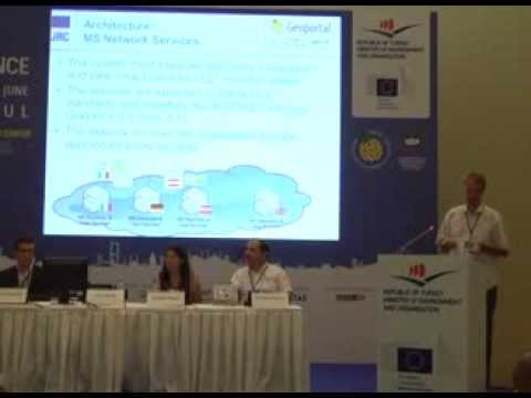 INSPIRE Conference 2012: INSPIRE Geoportal (European environment geoinformation)
