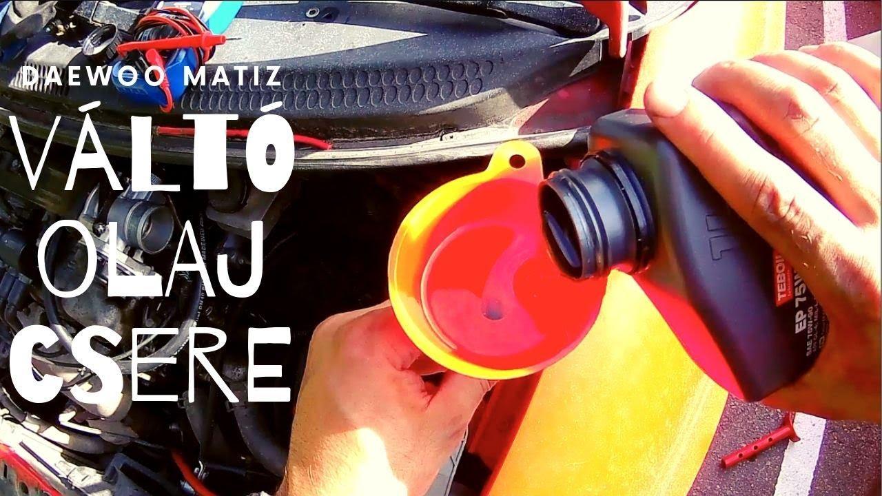 Renault megane sebességváltó olajcsere