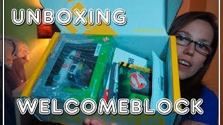 #WelcomeBlock Noviembre 2015