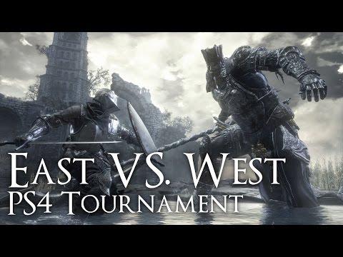 East VS West PS4 Tournament [timestamps in description]