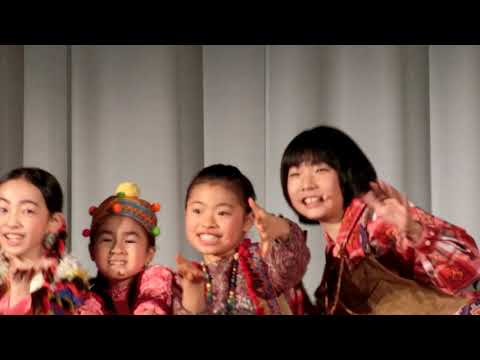 Foorin -パプリカ【NHKコミュニティー・スクール 上丸子小学校 -2019.01.26】