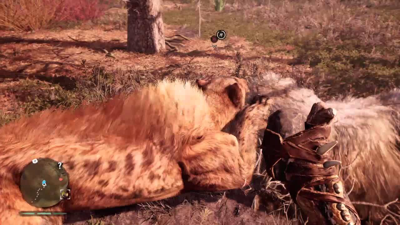 Far Cry Primal Rare White Yak Hunting Youtube
