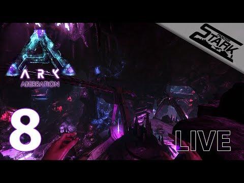 ARK Aberration - 8.Rész (Irány a mélybe) - Stark LIVE