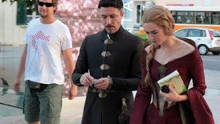 Making Game Of Thrones(На съемочной площадке Игры Престолов)