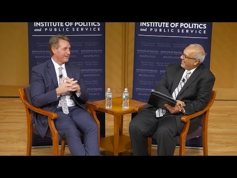 A Conversation on Conservative Politics with Senator Jeff Flake