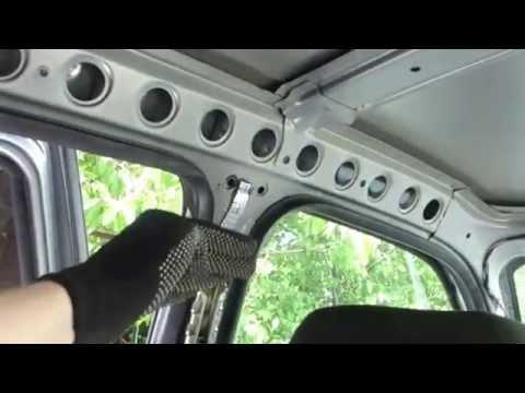 видео: Подготовка к шумке, Приора Ч.1