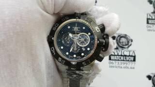 Швейцарские часы Invicta Subaqua Noma IV Swiss Black Dial Bracelet 22e63b8d83b