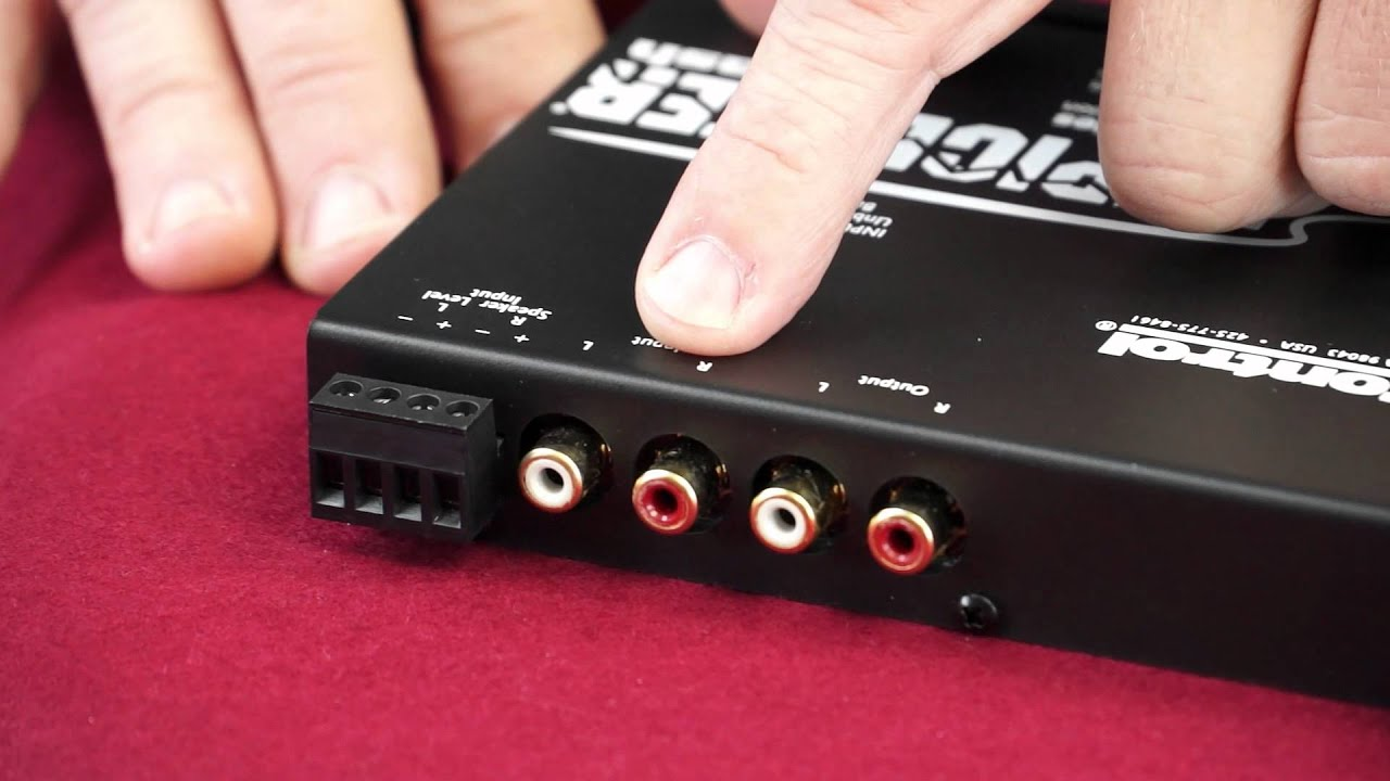 hight resolution of audiocontrol the epicenter indash hookedontronics com product review
