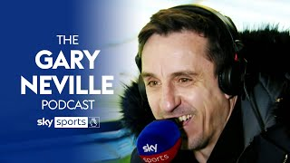 Gary Neville reacts to Man United ending Man City's 28-game unbeaten run 😲| The Gary Neville Podcast