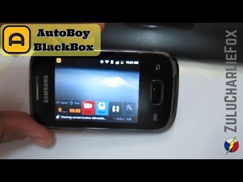Galaxy Pocket Dash Cam Project - Installing AutoBoy BlackBox
