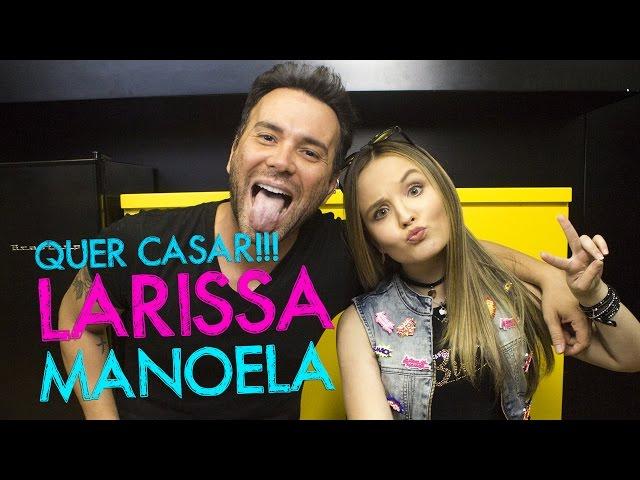 Larissa Manoela revela 15 coisas sobre ela em vídeo d688f3114e