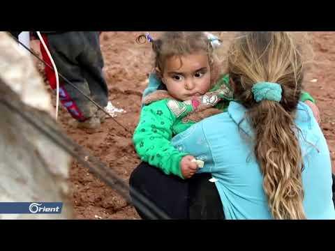 كورونا يهدد مخيمات اللاجئين السوريين  - 18:59-2020 / 2 / 26