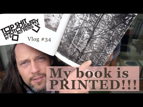 My Photo Book is Printed!!! / Topshit Photography Vlog #34