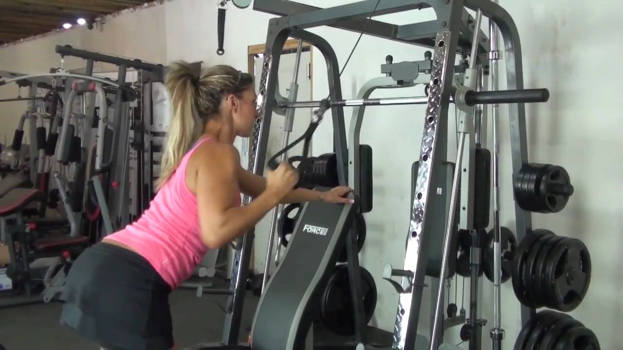 Smith Machine Exercises Complete PDF and eBook Chart Sep 08 2019