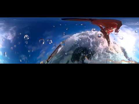 Drew Surfing Oceanside Beach