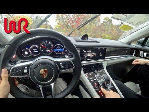 2017 Porsche Panamera TURBO – Tedward POV Test Drive (Binaural Audio)