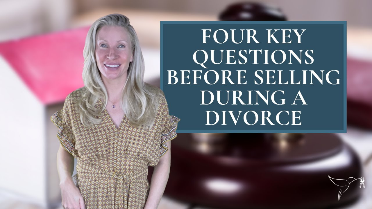 ❓❓🏡💸4 Questions to Need to Ask when Divorcing and Selling on The Main Line