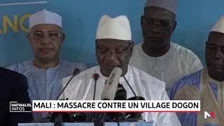 Mali: Massacre contre un village Dogon