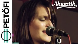 Marge - Rakpart (Wellhello cover) - Petőfi Rádió Akusztik