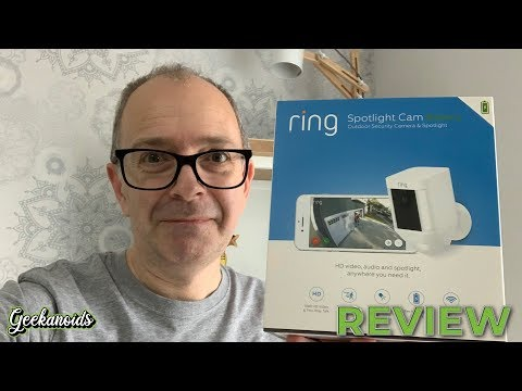 Ring Spotlight Cam Solar Review