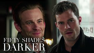 Fifty Shades Darker | Christian Meets Ana's Boss | Film Clip | Own it Now