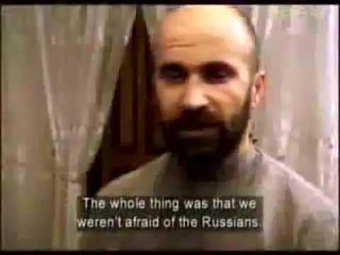 Шамиль Басаев, о том почему ненавидят русских