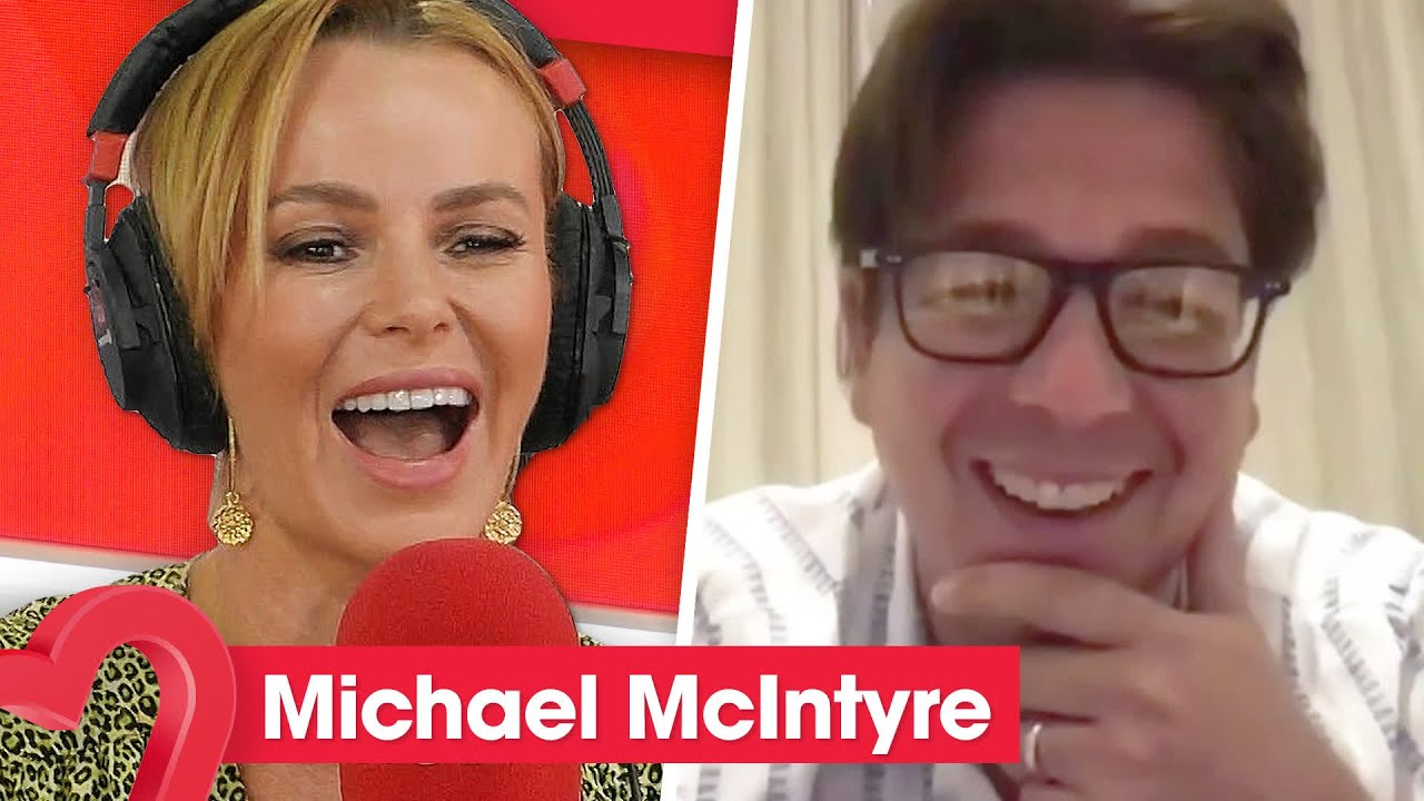 Michael McIntyre reads out sexy messages from his mother-in-law 🙈 | Full Interview | Heart