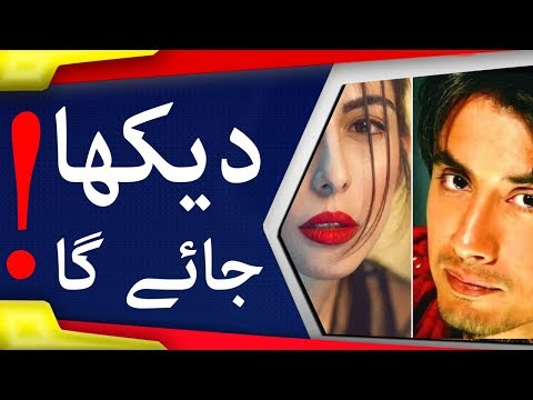 Story Mein Twist! Ali Zafar and Meesha Shafi Both Take LEGAL ACTIONS!