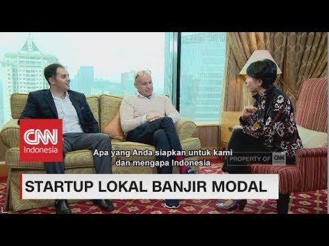 Aktor Hollywood Billy Zane Bicara Potensi Startup Lokal di Kancah Global - Insight with Desi Anwar