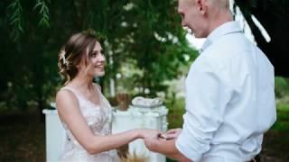 Свадебная съемка в лесу - свадебный фотограф Юлия Васькив