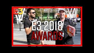 Breaking News | From Best Booth Carpet to Game of The Show, Welcome to COG's Best of E3 2018 Awards