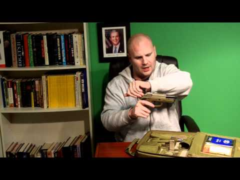 FNH Tactical .45 ACP features and how to field strip