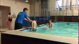 Обучение плаванию детей от 3х лет