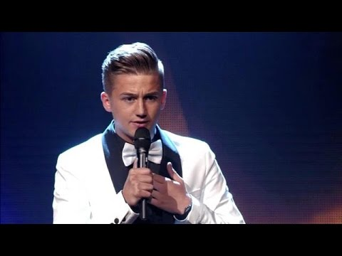 Mart Hoogkamer in duet met Willy Alberti - HOLLAND'S GOT TALENT