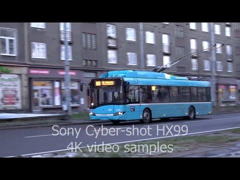 Sony Cyber-shot HX99, HX95 4K Video Samples