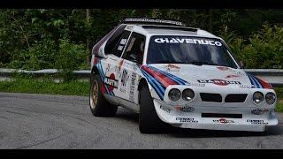 5° Rally Lana Storico 2015 [HD] PURE SOUND