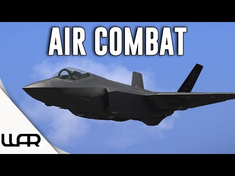 🕹 AIR COMBAT - DYNAMIC AIR COMBAT MISSIONS: Arma 3: Recon - Episode 4