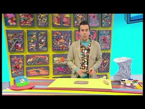 mister maker how to make a train