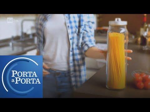 La dieta senza carboidrati - Porta a porta 24/01/2019