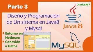 Sistema de Ventas Reserva Hotel Java 8 y Mysql (3-28) Entorno en Netbeans,Conexion Datos(Puedes Descargar el Código y Complementos http://www.incanatoit.com/2014/06/sistema-ventas-hotel-java-mysql.html' En este Tercer video se Organiza la ..., 2014-04-13T07:02:38.000Z)