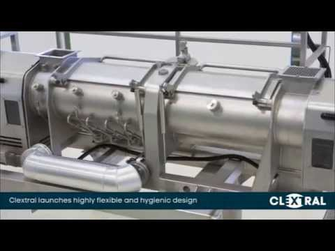 Clextral - Pet food extrusion systems