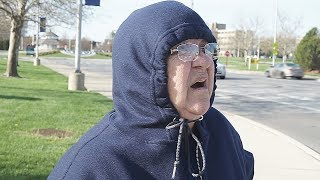 ANGRY GRANDMA GOES TO COLLEGE!